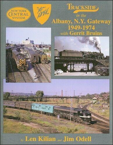 Lungo i Binari Nel Albany,Nuovo York Gateway,1949-1974  Albany Rensselaer Troy