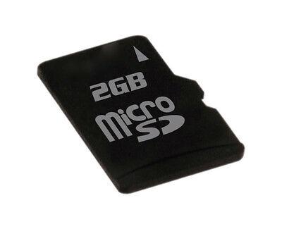 20x 2 GB MICRO SD SPEICHERKARTE SD-CARD-MICRO FLASH ( 2GB )