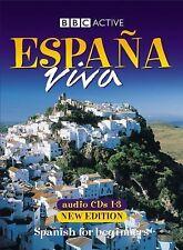 bbc  ESPANA VIVA   CD 3 disc set includes insert