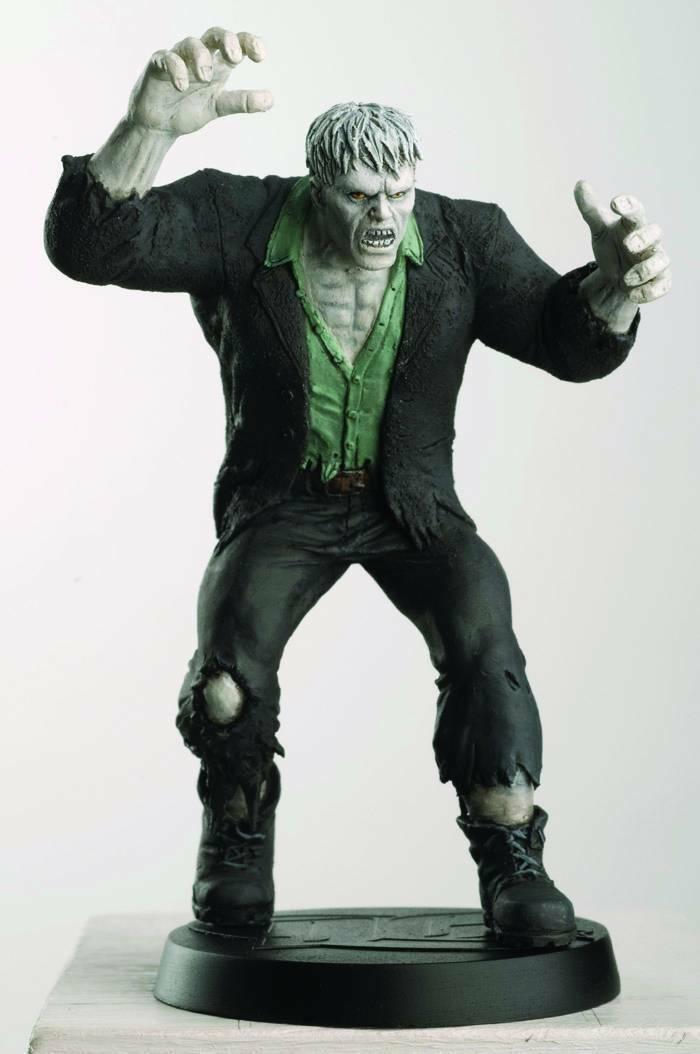 DC COMICS-Figurine-Solomon Grundy-Hors série-2009-Emboîtage d origine,neuve
