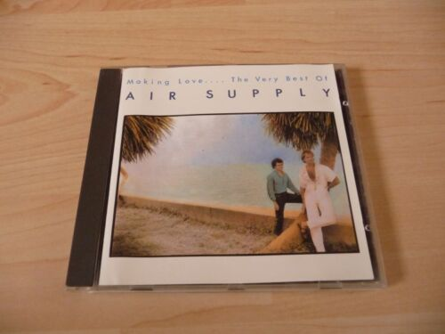 1 von 1 - CD Air Supply - Making love ... The Very Best of Air Supply - 12 Songs