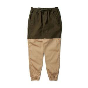 PUBLISH NOEL MAROON RED JOGGER PANTS MENS STREETWEAR FASHION 34 36 38 Pants Men's Clothing