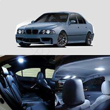 20 x White LED Interior Light Package For 1996 -2003 BMW 5 Series M5 E39