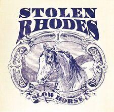 CD STOLEN RHODES - Slow Horse / Southern Rock USA 2014