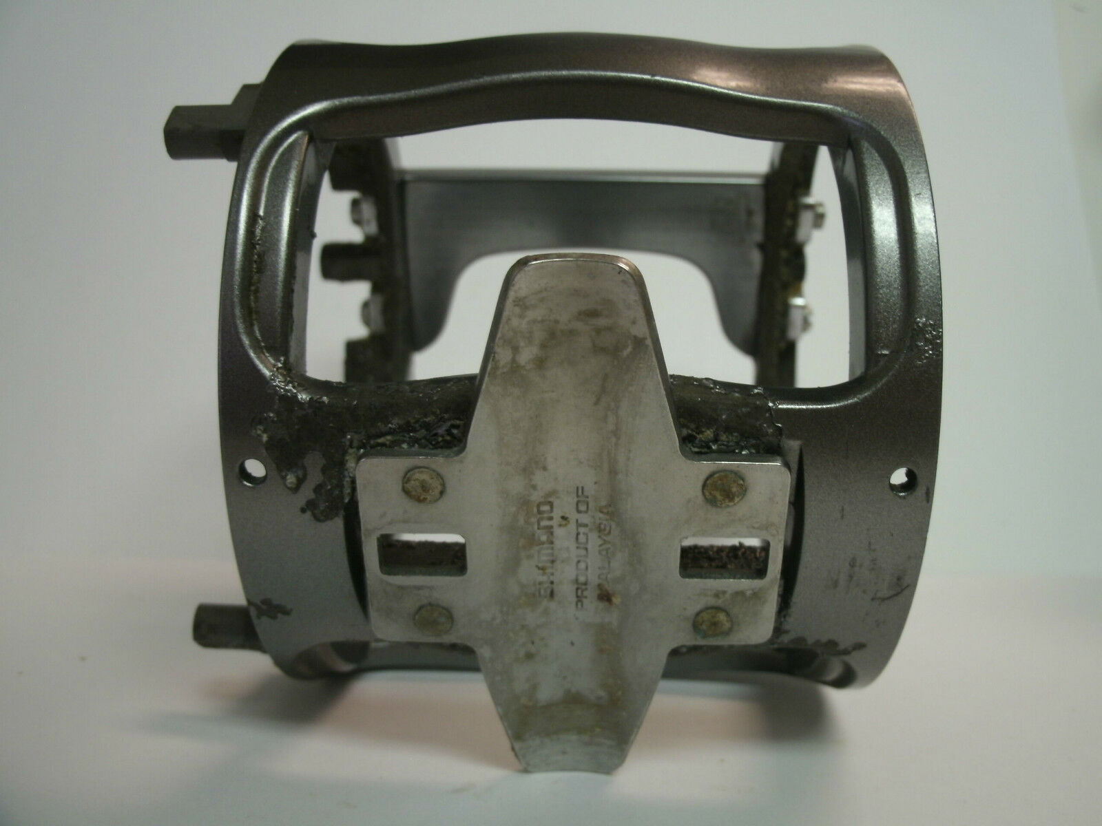 USED SHIMANO REEL PART - Tyrnos 30 Conventional Conventional 30 - Frame - Paint Loss - Lot  X2 2cac30