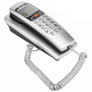 Silver Landline Home Phone Telephone Call Blocker Answer Machine Caller Id Uk 8307768049008 Ebay
