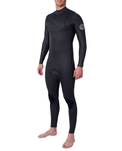 Rip Curl Dawn Patrol Performance 3//2mm Chest Zip Fullsuit 0084-CHA L