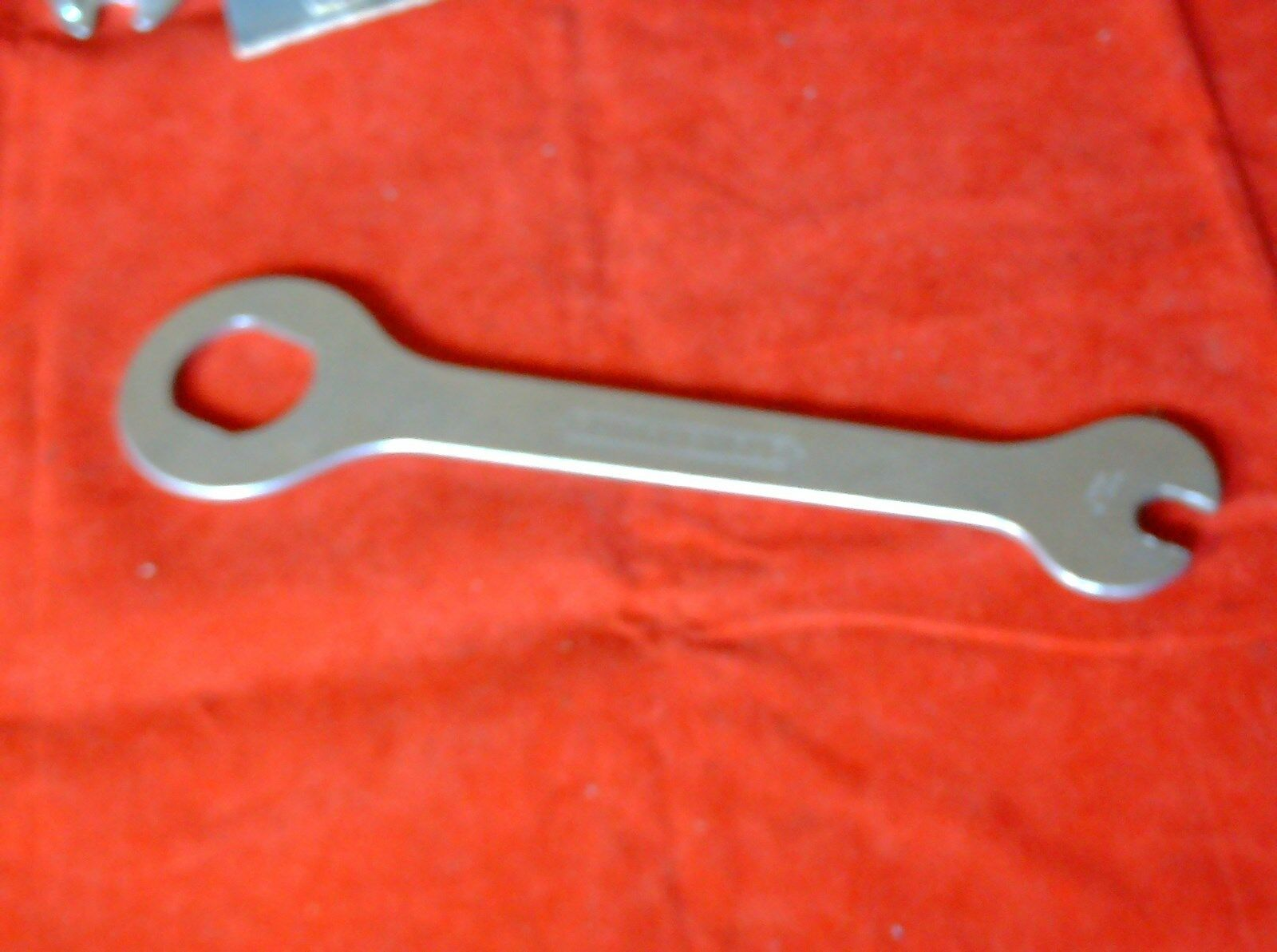 CAMPAGNOLO 15mm PEDAL & 36mm FIXED CUP  SPANNER