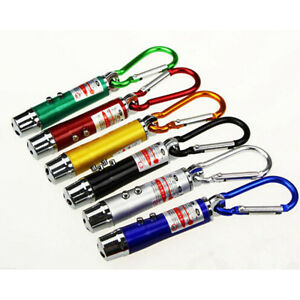 3in1-Portable-UV-LED-Keychain-Flashlight-Laser-Pointer-Lamps-Torches-Light-Nice