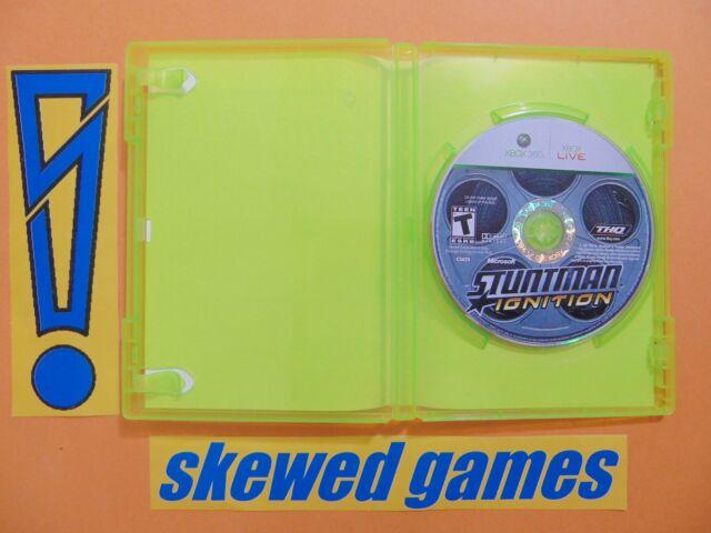 Stuntman Ignition - XBox 360 Microsoft