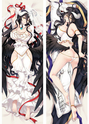 Body Pillow Overlord Albedo Ainz Ooal