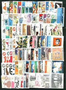Le-Mexique-Comme-neuf-NH-STAMP-Collection-100-differents-neuf-sans-charniere-commemorative-type