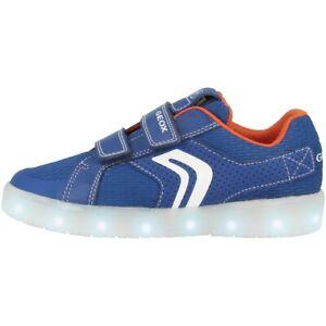AgréAble Geox J Kommodor B. A Junior Chaussures Del Enfants Sport Sneaker J925pa014buc0685-85afficher Le Titre D'origine
