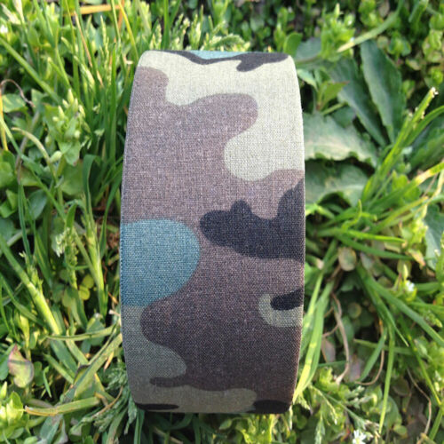 Camouflage Tape Hunting Stealth Gun Wrap Waterproof Hunting Duct Tape 5cmx10m