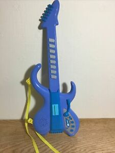 Children's Battery Operated Toy Guitar Great Fun Gift For A Budding Rockstar
