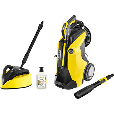 Karcher K7 Premium Full Control Plus Home Pressure Washer with T450 Patio