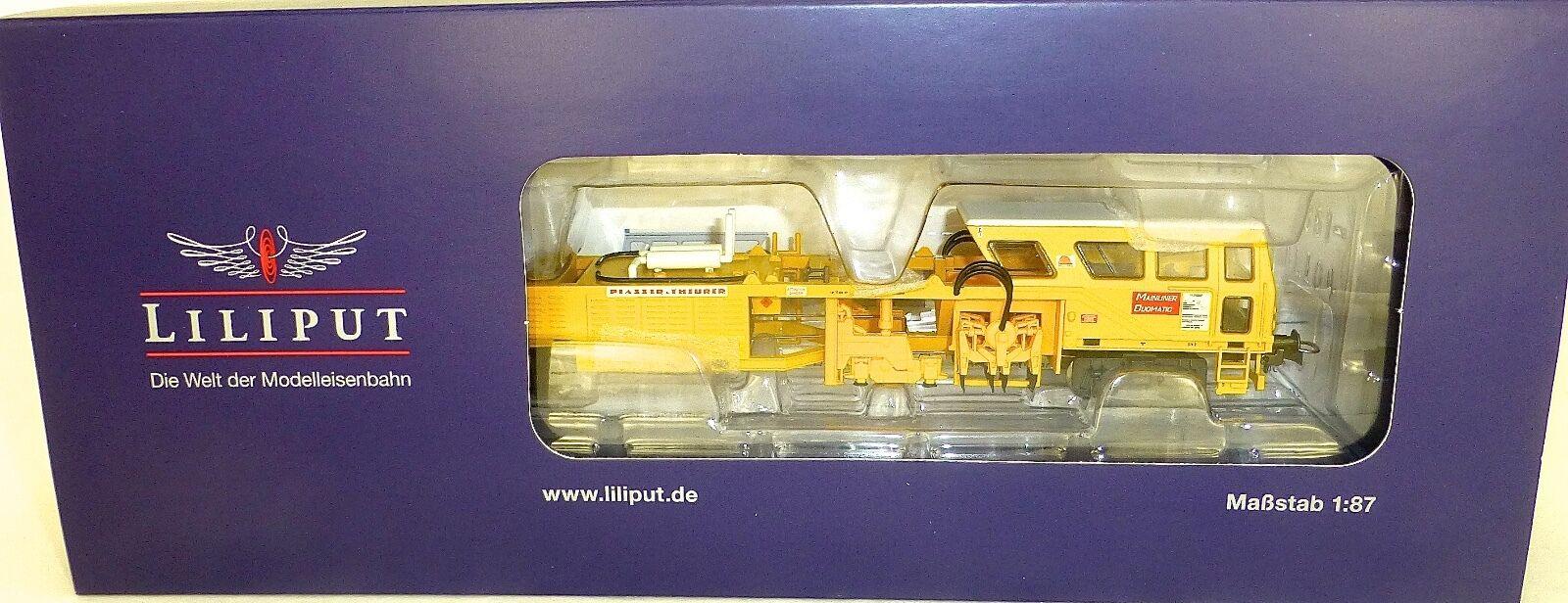 SNCF Gleisstopfmas ne seco Rail Epv Digitale liliput L136102 H0 1 87 HE6 Μ