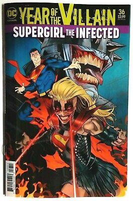 Supergirl #36 Card Stock Variant Cover STOCK PHOTO DC Presale 11//20//19