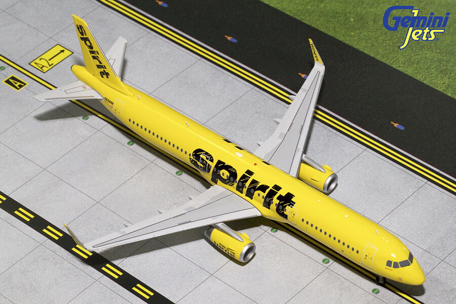 Gemini Jets Spirit Airlines Airbus A321 1 200 G2NKS620