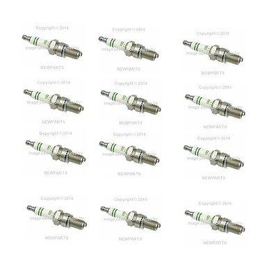For Porsche 911 930 65-98 Set of 6 Spark Plugs Bosch XR 2 CS