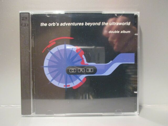The Orb's Adventures Beyond the Ultraworld by The Orb (2-CD,1991) Brand New