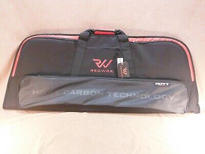 NEW Hoyt Carbon RX-1 Compound Bow REDWRX Soft Case Turbo Ultra Pro W// Black HAT