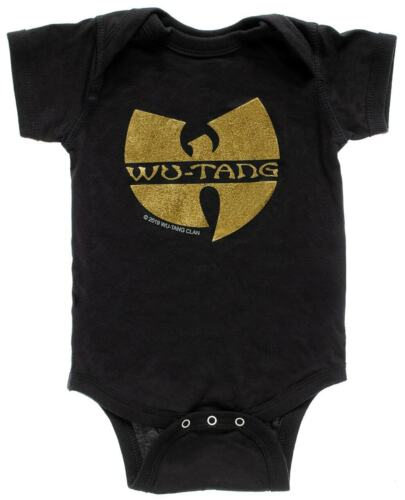 Wu-Tang Clan Logo Infant One Piece