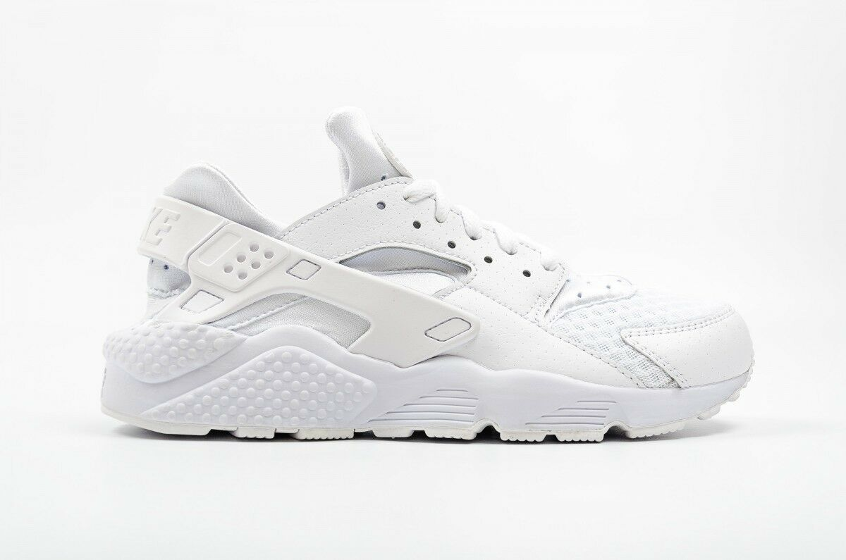 Nike air huarache platin männer weiße / aus platin huarache 318429 111 a30434
