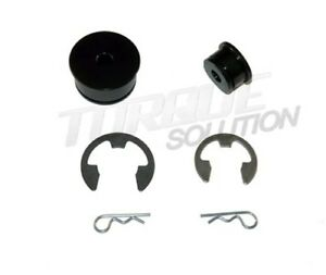 SI, EX, LX, DX Torque Solution Shifter Cable Bushings Fits Honda Civic 12-15