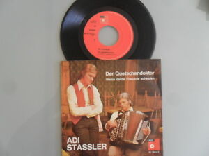 Adi-Stassler-Der-Quetschendoktor-Austria-7-Inch-Vinyl-Single