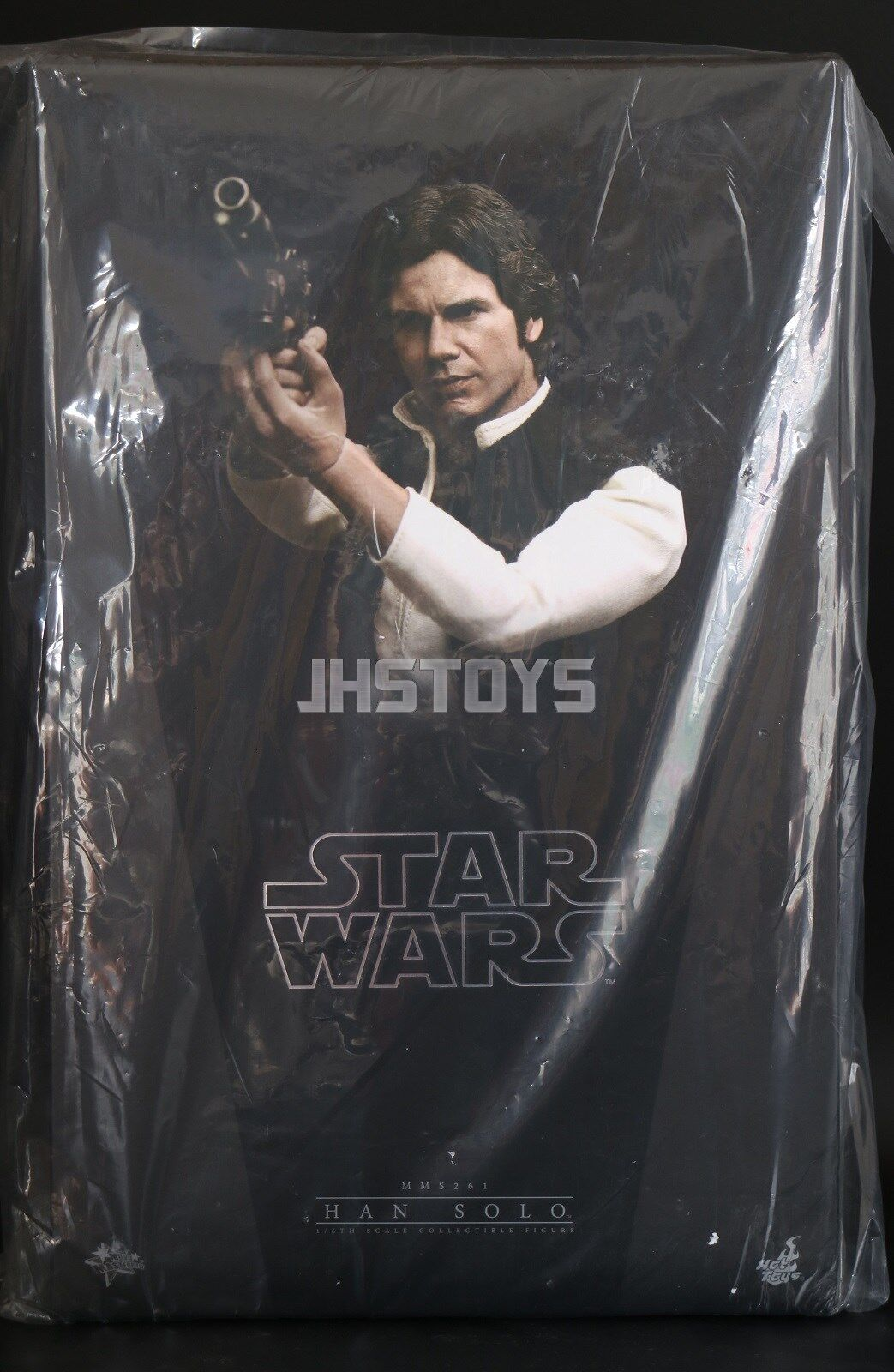 Hot Toys 1/6 Star Wars Episode IV 4 A New Hope Han Solo MMS261
