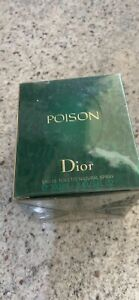 POISON-100ml-EDT-SPRAY-FOR-WOMEN-BY-CHRISTIAN-DIOR-EAU-DE-TOILETTE-PERFUME