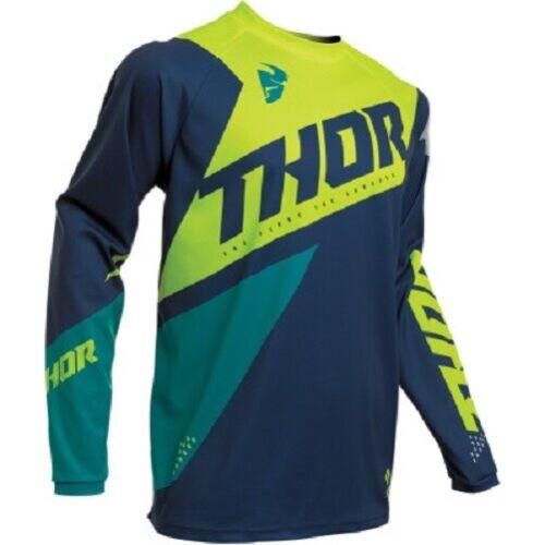 Thor Sector Blade Kids Youth Jersey Mx//Bmx//Dirt Bike//Motocross//Atv Shirt