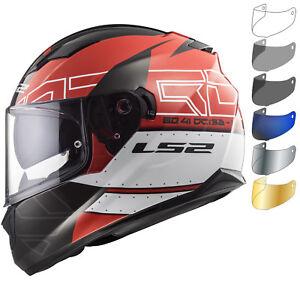 c9f8b180 LS2 FF320 Stream Evo Kub Motorcycle Helmet Motorbike Crash ECE Bike ...