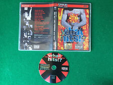 DVD Music Video (2004) RED HOT CHILI PEPPERS WHAT HITS !?