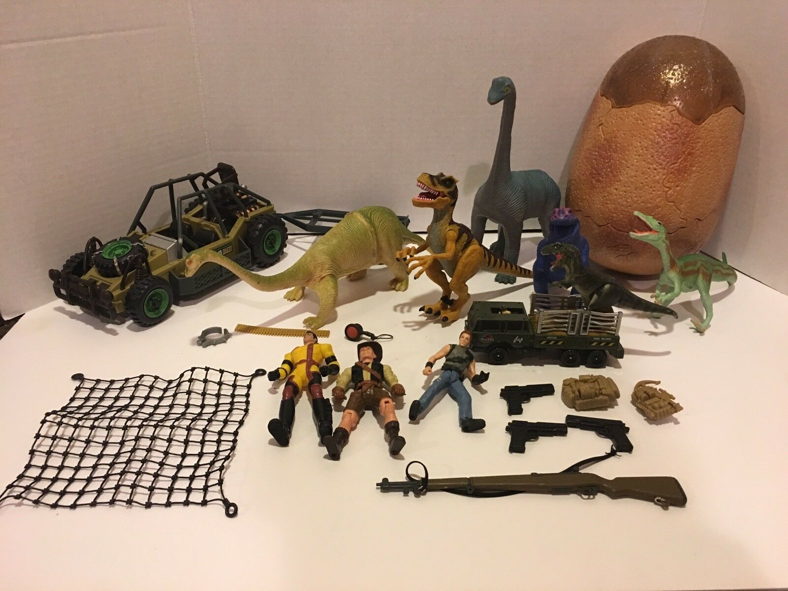 Lot of Carnegie Collection Dinosaur, 1985 Imperial Imperial Imperial Dinosaurs, Jurassic Park Figu 4685e8