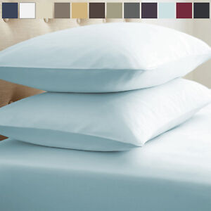 Becky-Cameron-Premium-2-Piece-Pillowcase-Set-Choose-from-14-Beautiful-Colors