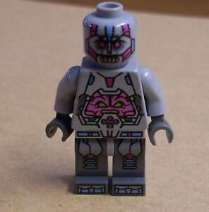 Neu Turtle Mauser grau Lego Teenage Mutant Ninja Turtles Mouser Figur