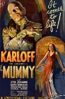 The Mummy Movie Poster 24x36 Boris Karloff