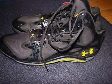NEW UNDER ARMOUR ANATOMIX SPAWN MARYLAND PRIDE CURRY BLACK BASKETBALL SHOES 19