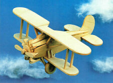 Legends Of The Air 404 Nieuport 17 Wooden Aircraft Model Airplane Wood Kit