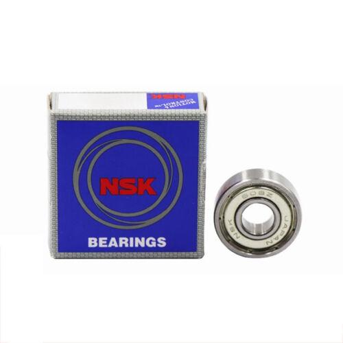 NSK 695ZZ Deep Groove Ball Bearings 5x13x4mm