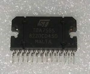 1PCS Audio Power Amplifier IC ST ZIP-27 TDA7560A