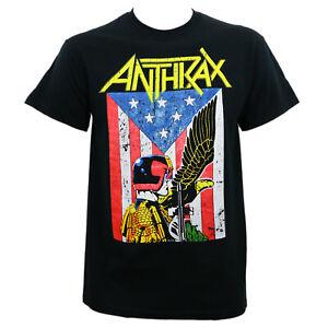 ANTHRAX TRASH METAL ROCK T-SHIRT baseball long sleeve unisex S M L XL 2XL 3XL
