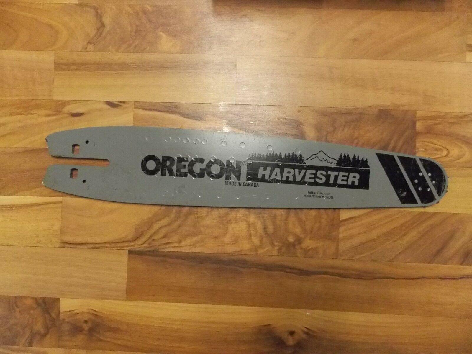 Oregon 542 HWFL 104 Motosierra HARVESTER máquina de guía de la barra 404 Pitch Calibre 80