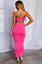 Womens-Plain-Printed-Boob-Tube-Strapless-Bandeau-Stretchy-Vest-Bra-Crop-Top thumbnail 94