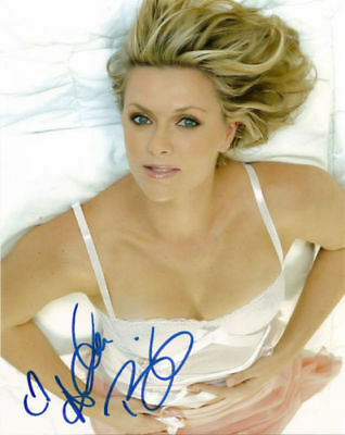 Amanda Tapping Sexy Autographed Signed 8x10 Photo Coa 1 Ebay