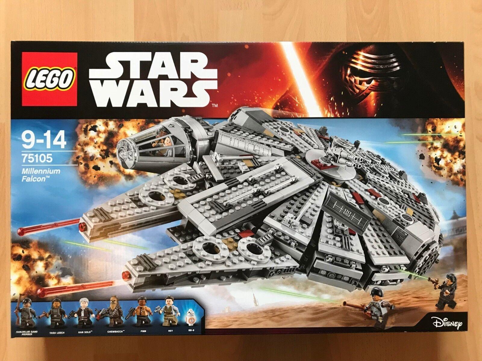 LEGO Star Wars Millennium Falcon 75105 NEU & OVP