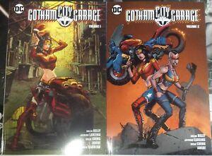 Gotham City Garage Vol 1