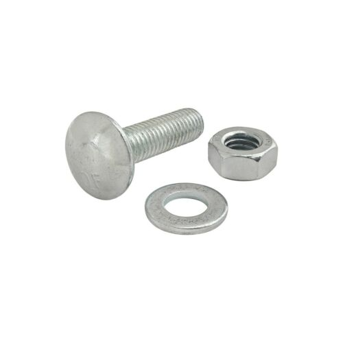 and Washer Combo #3882 N 80//20 Inc M8 x 30mm T-Slot Stud,Hex Nut 2 PK